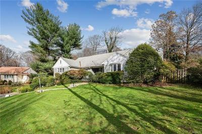 New Rochelle NY Single Family Home For Sale: $729,000