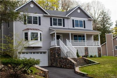 Pleasantville NY Single Family Home For Sale: $999,000