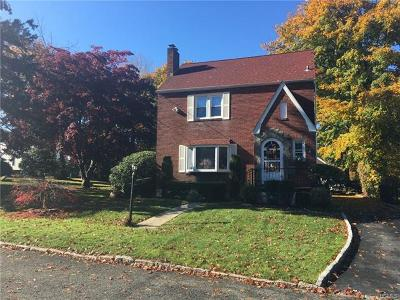 Hartsdale Single Family Home For Sale: 18 Poe Street