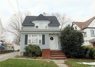 New Rochelle Single Family Home For Sale: 161 Elm Street