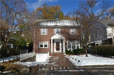 Yonkers Single Family Home For Sale: 83 East Sanford Street