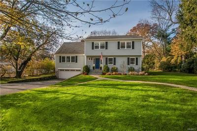 Mamaroneck Single Family Home For Sale: 610 The Parkway