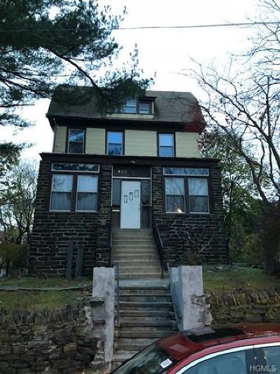 Mount Vernon Single Family Home For Sale: 458 Union Avenue