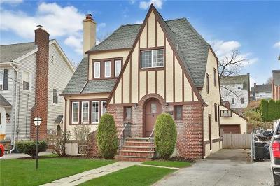New Rochelle Single Family Home For Sale: 85 Fern Street