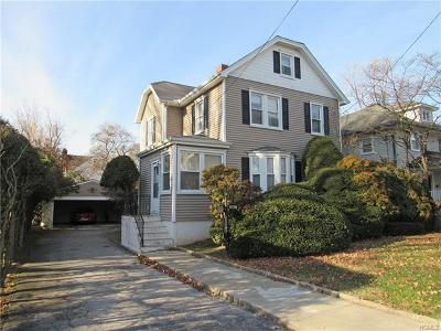 Scarsdale Rental For Rent: 167 Nelson Road