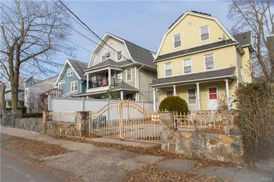 White Plains Single Family Home For Sale: 27 Robertson Avenue