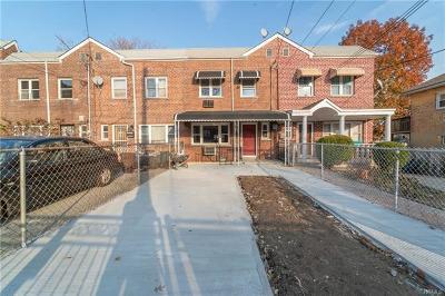 Bronx Single Family Home For Sale: 3116 Tiemann Avenue