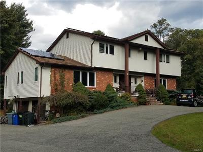 Rockland County Single Family Home For Sale: 6 Spruce Road