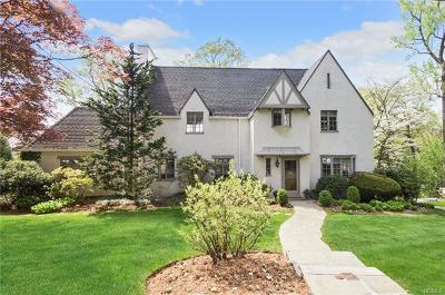 Bronxville Single Family Home For Sale: 59 Summit Avenue