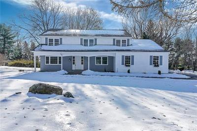 Brewster Single Family Home For Sale: 19 Rockledge Drive