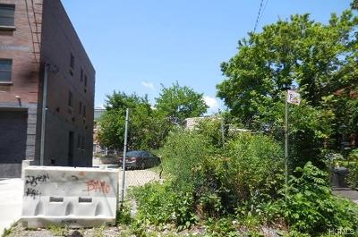 Bronx Residential Lots & Land For Sale: 3231 Colden Avenue