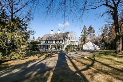 Scarsdale Single Family Home For Sale: 31 Mamaroneck Road