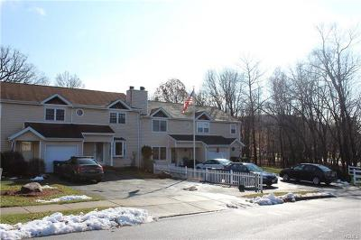 Washingtonville Condo/Townhouse For Sale: 6 Revere Circle