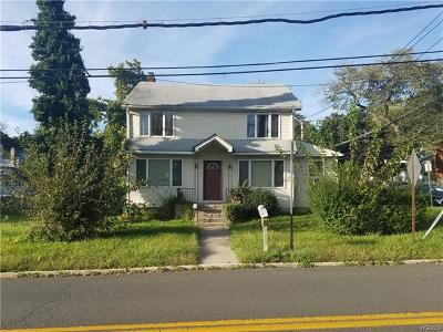 Westchester County Multi Family 2-4 For Sale: 31 White Plains Avenue