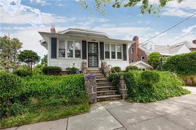 Yonkers Single Family Home For Sale: 161 Sweetfield Circle