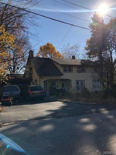 Westchester County Multi Family 2-4 For Sale: 1720 Prospect Avenue