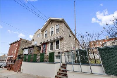 Pelham Bay Multi Family 2-4 For Sale: 2909 Saint Theresa Avenue