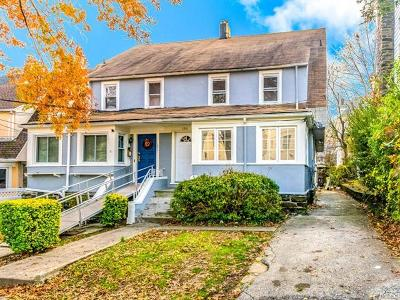 Mount Vernon Single Family Home For Sale: 290 East Sidney Avenue