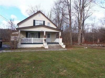 Bloomingburg NY Single Family Home For Sale: $254,900