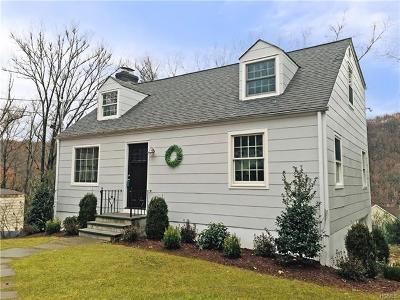 Chappaqua Single Family Home For Sale: 164 Castle Road
