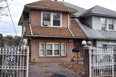 Westchester County Single Family Home For Sale: 465 East 3rd Street