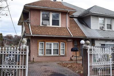 Mount Vernon Single Family Home For Sale: 465 East 3rd Street