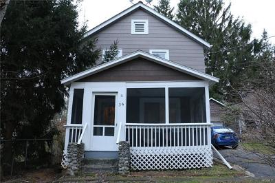 Liberty, Swan Lake, White Sulphur Springs, Ferndale, Liberty Village, Parksville Single Family Home For Sale: 34 West Liberty Street