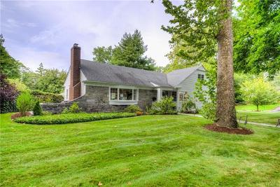 New Rochelle NY Single Family Home For Sale: $890,000