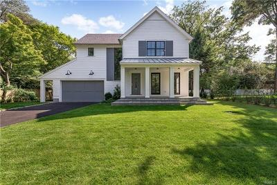 Rye Single Family Home For Sale: 2 Westbank Road