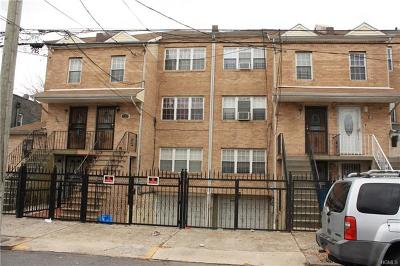 Brooklyn Multi Family 2-4 For Sale: 708 Schenck Avenue