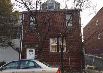 Bronx Multi Family 2-4 For Sale: 658 Lester Street