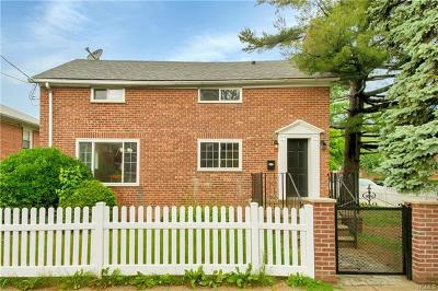 Bronx Single Family Home For Sale: 421 West 260th Street