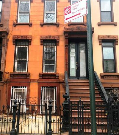 Brooklyn Multi Family 2-4 For Sale: 313 Stuyvesant Avenue