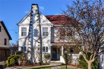 Bronxville Single Family Home For Sale: 51 Chatfield Road