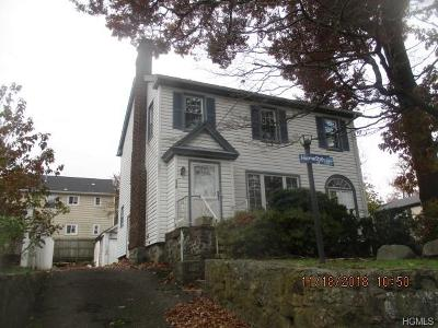 Westchester County Single Family Home For Sale: 330 Eastchester Road
