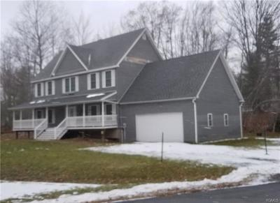 South Fallsburg NY Single Family Home For Sale: $299,000