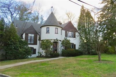 Scarsdale Rental For Rent: 44 Graham Road