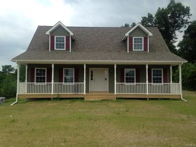 Single Family Home For Sale: 2 St. Rt. 52