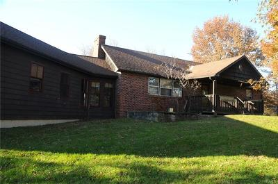 Single Family Home For Sale: 1708 Albany Post Road