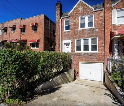 Bronx Single Family Home For Sale: 737 Bartholdi Street