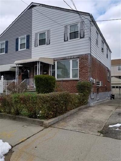 Bronx Single Family Home For Sale: 4096 De Reimer Avenue
