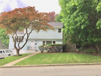 Dobbs Ferry Single Family Home For Sale: 25 Price Street