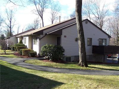Yorktown Heights Condo/Townhouse For Sale: 113 Village Road #D