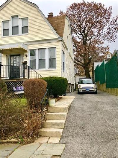 Mount Vernon Single Family Home For Sale: 116 Haven Avenue