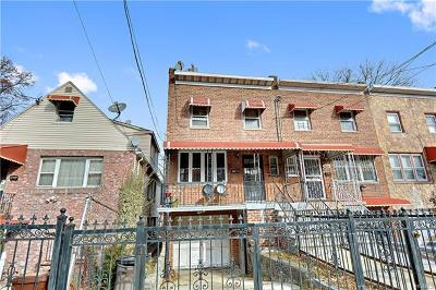 Bronx Single Family Home For Sale: 1145 East 223rd Street #A