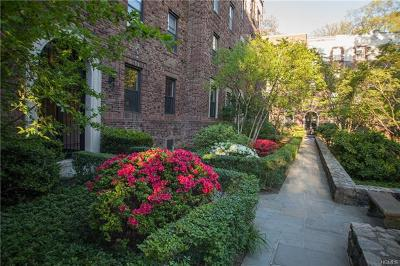 Bronxville Condo/Townhouse For Sale: 64 Sagamore #5G