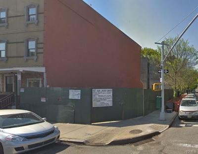 Bronx Residential Lots & Land For Sale: 810 East 165th Street