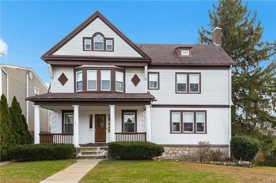 Tuckahoe Single Family Home For Sale: 151 Pennsylvania Avenue