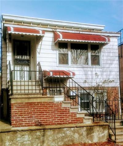 Bronx Single Family Home For Sale: 959 East 227th Street