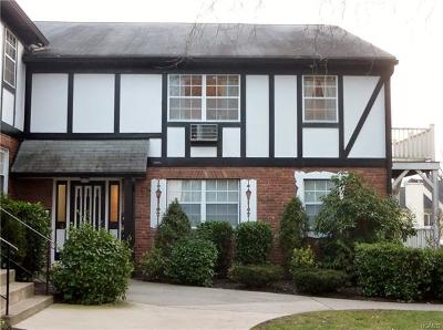 Rockland County Condo/Townhouse For Sale: 89 Parkside Drive